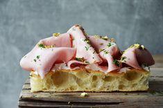 Kublanka vaří doma - Římská pizza Salty Foods, Ricotta, Quiche, Panna Cotta, Cheesecake, Pizza, Ethnic Recipes, Desserts, Tailgate Desserts