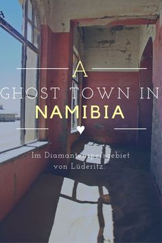 Um Dia Desses, Namibia, Hotels, Ghost Towns, Layout, Neon Signs, Getting To Know, Traveling, Atlantic Ocean