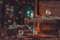 Шкатулка с украшениями (Jewelry box). Автор работ: Дина Беленко (Dina Belenko).