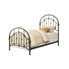 Found it at Wayfair - Sarber Panel Bed