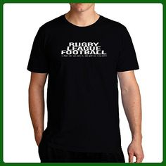 Eddany Rugby League Football is proof that god loves us T-Shirt - Sports shirts (*Amazon Partner-Link)