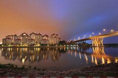 Sunrise @ Tanjong Rhu