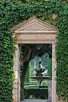 Giardino Giusti, Verona.