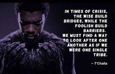 Black Panther Quotes, Black Panther Marvel, Great Quotes, Inspirational Quotes, Marvel Quotes, All The Feels, Marvel Cinematic Universe, Marvel Dc, Verses