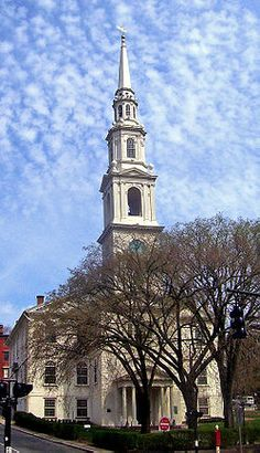First Baptist Church in America of Providence, Rhode Island