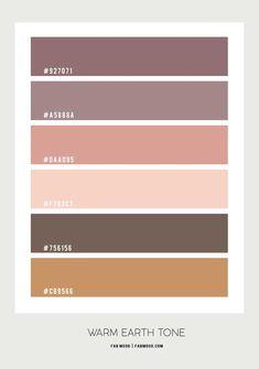 warm earth tone color scheme, earth tone bedroom, earth tone color palette, earth tone color scheme, earth tone color for bedroom Pantone Colour Palettes, Color Schemes Colour Palettes, Bedroom Color Schemes, Pantone Color, Color Combos, Warm Bedroom Colors, Color Palette For Home, Hex Color Palette, Nature Color Palette