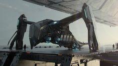 Mirror's Edge and other science fiction/cyberpunk Spaceship Art, Spaceship Design, Spaceship Concept, Concept Ships, Concept Art, Star Citizen, Star Wars, Space Opera, Retro Futurism