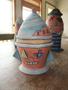 Brenda Wolf Ceramics