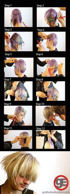 HOW TO: Shatter Cut by Matt Beck