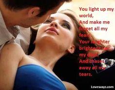 Romantic Love Poems | Convey Your Love Through Romantic Love Poems for Him