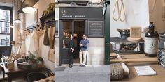 En este espacio todo derrocha buen gusto. En Casa González & González encontraremos una cuidada selección de objetos cotidianos y muy originales.