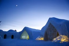 The Arctic SnowHotel near Rovaniemi