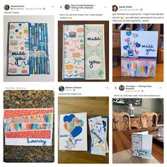 Creating TOGETHER. As a wife, mom, homeschooling teacher, tutor, small goat farmer. Die Cut Letters, Small Goat, Wow Video, Miss You Cards, Wink Of Stella, Glue Dots, Follow You, Free Paper, No Time For Me