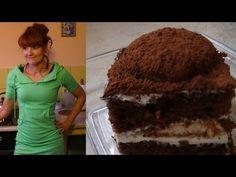 Lákavý, výborný dezert Latte Macchiato / s videom/ Latte Macchiato, Homemade Cakes, Tiramisu, Ethnic Recipes, Food, Youtube, Essen, Meals, Tiramisu Cake