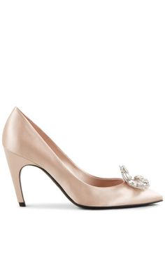 7dbd96c3dd664c Roger Vivier Choc Real Crown Jewels Pumps Pink  CyberMonday2018   BlackFriday  giftideas  dailyglam