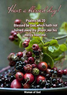 Psalms 66:20