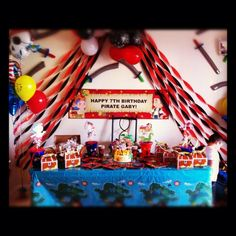 love this for my son's birthday party