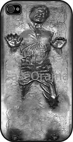 STAR WARS HAN SOLO Frozen in Carbonite iPhone