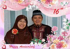 Rachma ♥ رَّحْمَ : 16 Tahun Pernikahanku....