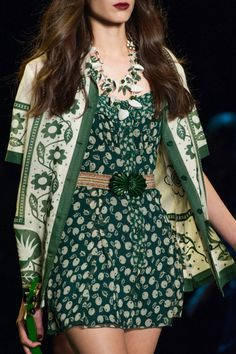 Anna Sui - New York Fashion Week   Spring Summer 2016