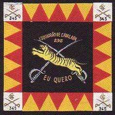 Esquadrão de Cavalaria 295 do Grupo de Cavalaria 345 Angola 1961/1965