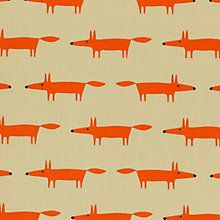 Buy Orange Scion Mr Fox Mini PVC Tablecloth Fabric from our PVC Fabric range at John Lewis. Free Delivery on orders over Scion Mr Fox, Wendy House, Pvc Fabric, Tablecloth Fabric, Tablecloths, Orange Grey, Fabric Online, Pet Birds, Kids Rugs