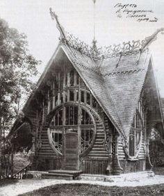 Mossery, Vyrista, Russia 1909