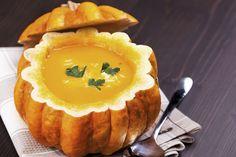 Pumpkin Leek Soup