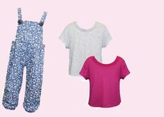 Mix and match #children #clothes for spring.