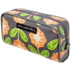 Petunia Pickle Bottom Powder Room Case Santiago Sunset