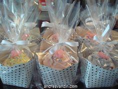 Andrea Vanzin: Embalagem para Cupcake II