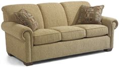 Shop for Flexsteel Sofa, and other Living Room Sofas at Furniture Mall of Kansas in Topeka, KS and Lawrence, KS. Comes standard with luxury cushion. Plush and high resiliency cushion options also available. Valencia (V) standard wood finish. Furniture Mall Of Kansas, Living Room Furniture Sale, Living Room Sofa, Home Furniture, Painted Furniture, Furniture Ideas, Living Rooms, Luxury Cushions, Sofa Shop
