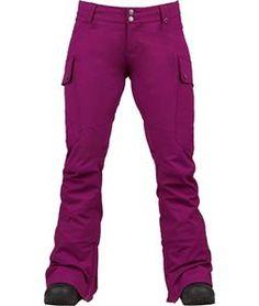 Burton Gloria Snowboard Pants - Womens 2014