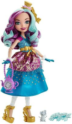 Powerful Princess Tribe - Madelline Hatter