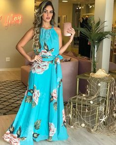 Best Summer Fashion Part 25 Boho Fashion, Fashion Dresses, Fashion Looks, Womens Fashion, Paris Fashion, Dressy Dresses, Summer Dresses, Floral Maxi Dress, Skirt Outfits