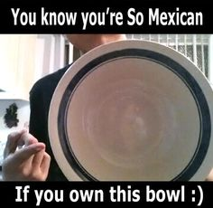 Every Mexican house seems to have one of these.