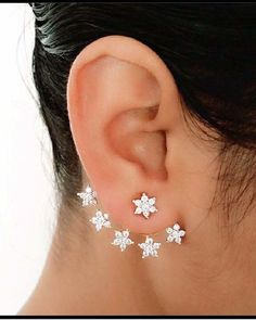 YouBella Gold Plated American Diamond Earcuff Online | Buy YOUBELLA Earring India.