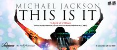 MICHAEL JACKSON'S THIS IS IT - A compilation of interviews, rehearsals and backstage footage of Michael Jackson as he prepared for his series of sold-out shows in London.