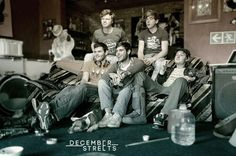December streets Big Love, December, Magic, Guys, My Favorite Things, Street, Concert, Concerts, Sons