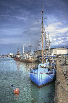 Hirtshals harbor (Denmark)
