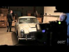 Interesting behind the scenes of Skyfall from the perspective of costume designer Jany Temime.