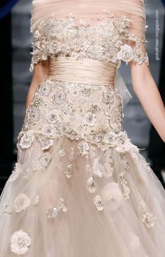 GIOKATHLEEN: Close up: Zuhair Murad FW2010/2011 Haute Couture