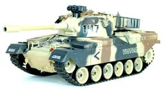 1/20 Airsoft BB RC Tank - USA M60