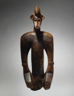 sénufo statued'ancêtre primordia ||| figure ||| sotheby's pf1628lot6dfscen
