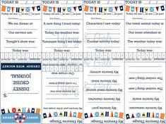 INSTANT DOWNLOAD Printable Cruise JournalGreat by TiffanyandGirls, $1.50