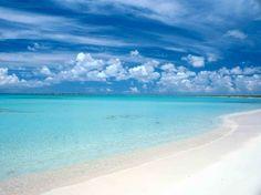 Playa de San Andrés Colombia #inspiración #sevencyan