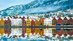 Bryggen (Bergen - Norway)