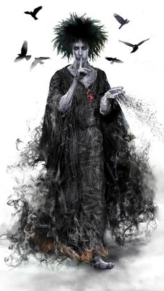 The Sandman by uncannyknack.deviantart.com on @DeviantArt