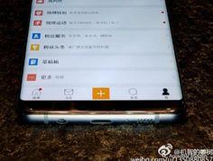 Foto del Samsung Galaxy S8 muestra un bisel sorprendentemente pequeño   Una imagen filtrada en la red social Weibo permite ver además un puerto USB-C conector de audífonos y una pantalla con esquinas curvas.  Una supuesta nueva foto del Samsung Galaxy S8 muestra lo sorprendentemente pequeños que serían sus biseles.  Diferentes imágenes y conceptos del Galaxy S8 se han filtrado en múltiples ocasiones pero solo una foto del dispositivo habría sido filtrada hace poro por el reconocido bloguero…