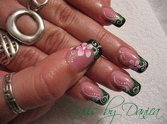 Djurdjinka♥-all five - Nail Art Gallery nailartgallery.nailsmag.com by nailsmag.com #nailart